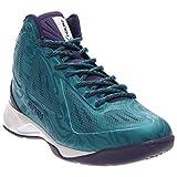 AND1 Men's Xcelerate Mid Sneaker,Lavender/White/Capri,US 13 M
