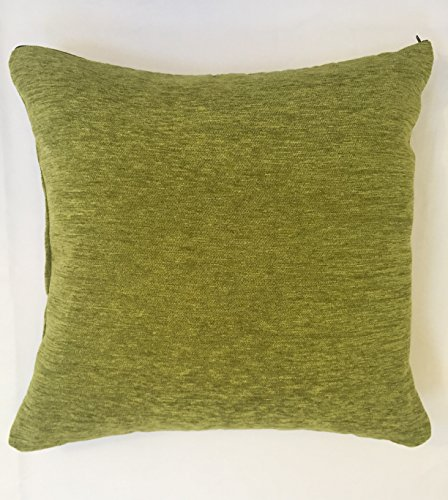 Cojín Verde 50 x 50 cm.Referencia LINIS col.verde pistacho