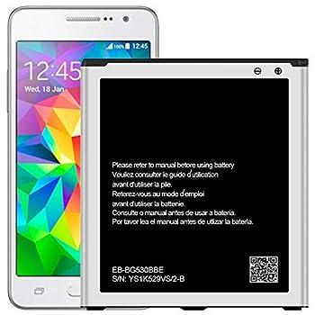 for Verizon Samsung Galaxy J3 V SM-J320V Replacement Battery EB-BG530BBE