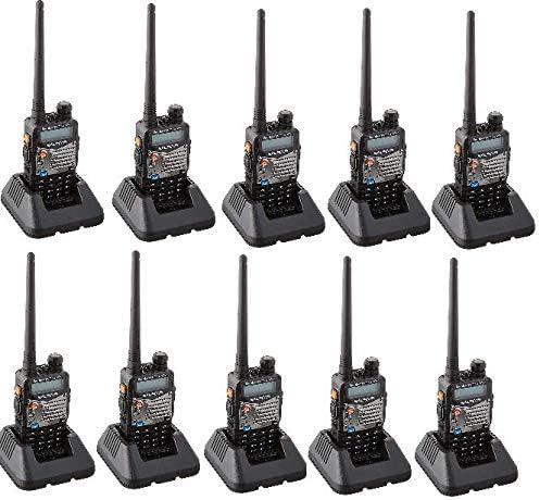 人気ブレゼント! Baofeng UV-5RA Two Way Radio Transceiver 予約販売 Walkie Dual-Band Talkie