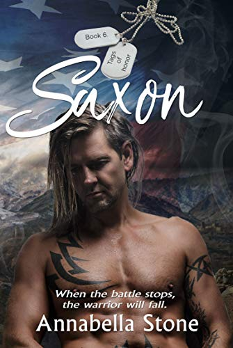 Saxon: MM Military Suspense (Tags of Honor Book 6)