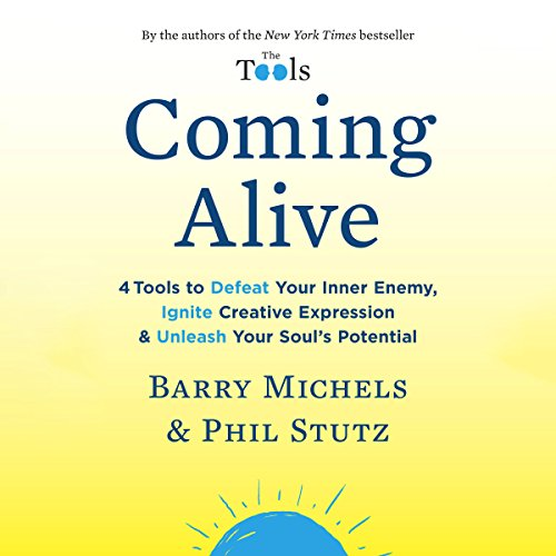 Coming Alive audiobook cover art