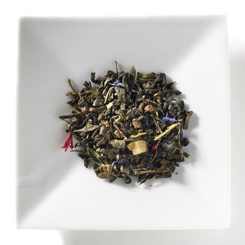 Mighty Leaf Tea Green Tea Tropical, Light Caffiene, 1-Pound Bag