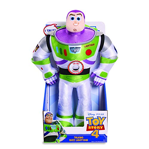 Giochi Preziosi Toy Story 4-Peluches con Sonido, Multicolor (6)