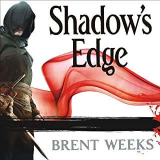 Page de couverture de Shadow's Edge