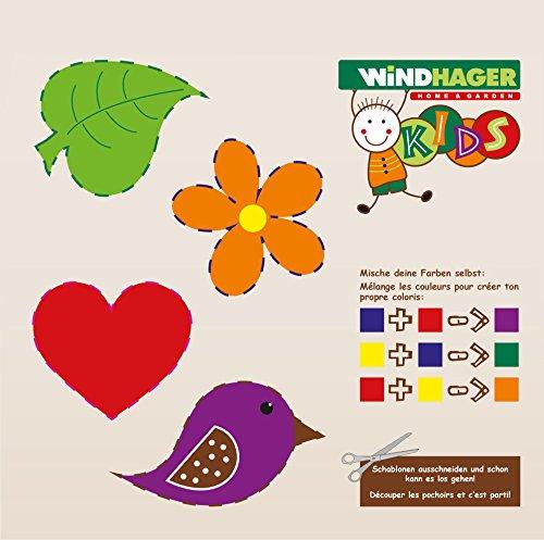 Windhager Vogelfuttersilo-Bausatz Woodpecker, beige - 7