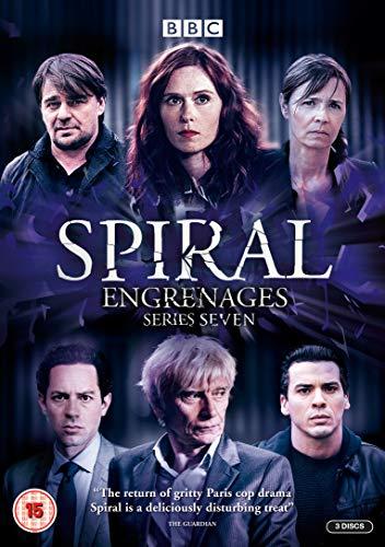 Spiral Series 7 [DVD] [2019]