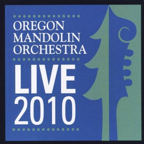 Oregon Mandolin Orchestra Live 2010