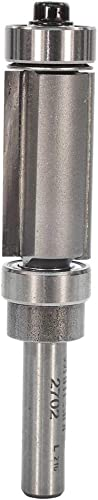 2021 Whiteside Router Bits 2702 Combination Flush Trim Bit with Top outlet online sale discount and Bottom Bearing outlet online sale