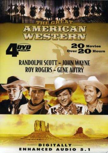 Great American Western 1 [DVD] [Import]