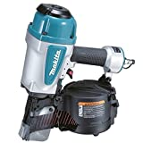 Makita AN902 Clavadora Neumática 90Mm, 120 V, Multicolor