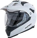 Acerbis Casco Flip fs-606 Blanco XXL