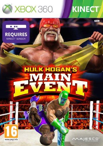 Hulk Hogan's Main Event - Kinect /X360