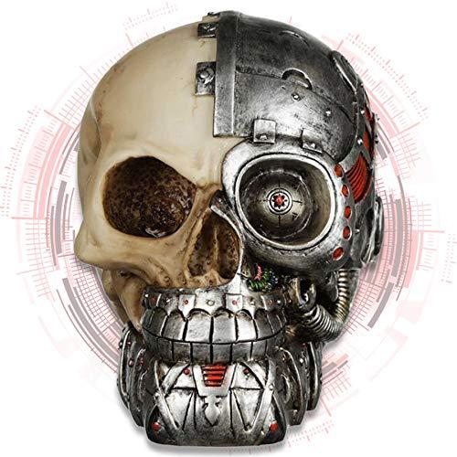 mtb more energy Calavera decorativa Steampunk Arni Terminator – Calavera decorativa