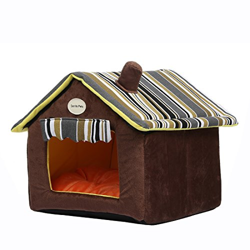SENYEPETS Soft Indoor House