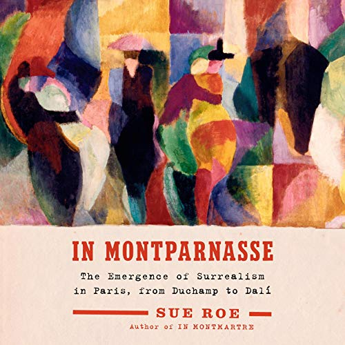 In Montparnasse audiobook cover art