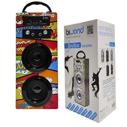 BIWOND WONDERFUL EXPERIENCE Joybox