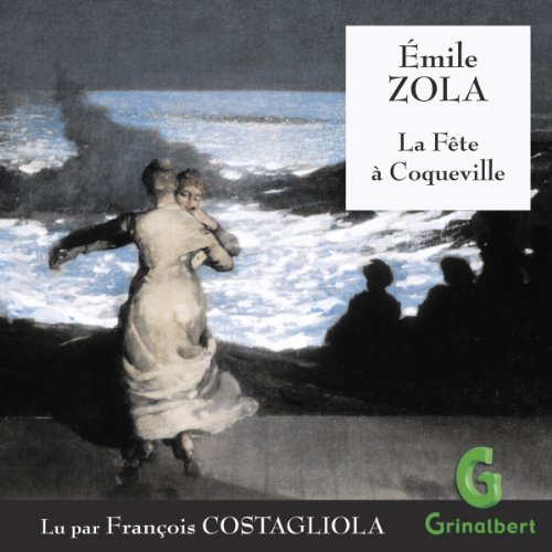 La Fête à Coqueville audiobook cover art