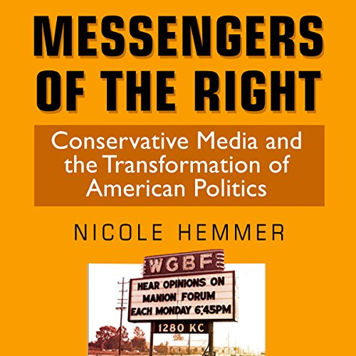 Messengers of the Right audiobook cover art