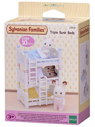 Sylvanian Families 2919 - Dreistöckiges Babyhochbett