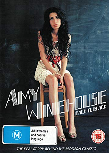 Amy Winehouse - Back To Black - The Real Story - [DVD]