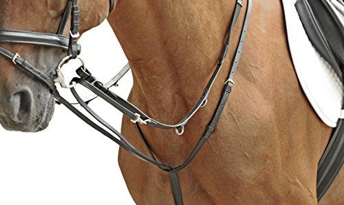HKM Thiedemann-Kombination, schwarz, Pony