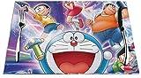 Nobita'S Little Star Wars, tovaglietta in tessuto resistente alle macchie, antiscivolo, per tavolo da cucina, lavabile e resistente, in PVC, tovagliette in vinile