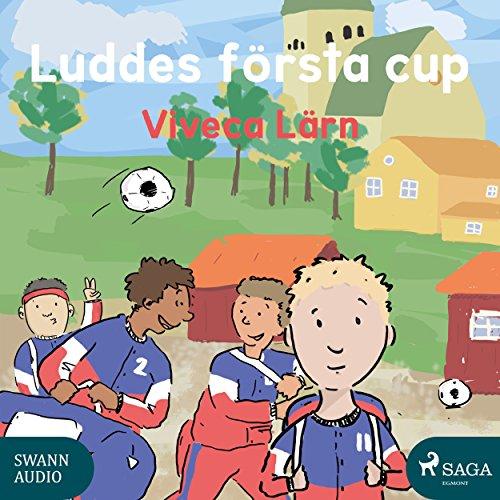 Couverture de Luddes första cup