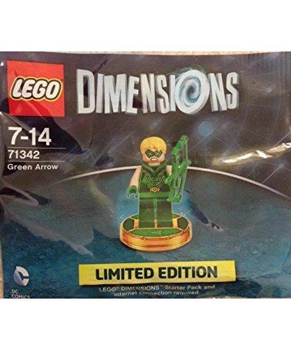 Lego Dimensions Green Arrow Exclusive 71342 plattformunabhängig