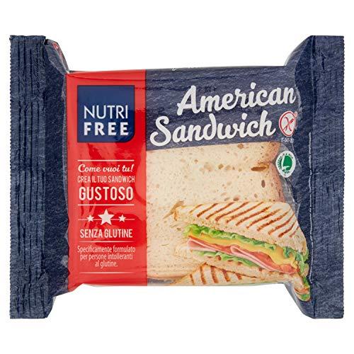 Nutri Free Amercan Sandwich - 240 g