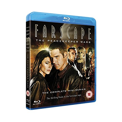 Farscape: Peacekeeper Wars [Blu-ray] [UK Import]