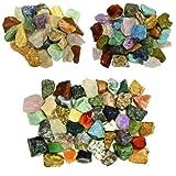 Best Tumbler Rocks - Fantasia Materials: 3 lb Premium World Stone Mix Review