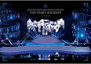 Shin Hwa:Shin HyeSung-2012~2013 Concert[THE YEAR`S JOURNEY](1st Live 2CD+Photobook)+Poster in Tube