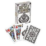Fournier Bicycle Archangels Baraja de Poker para coleccionistas Premium, Adultos Unisex, Blanco
