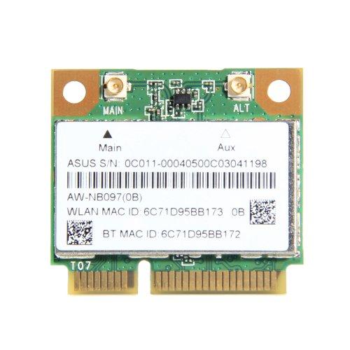 Atheros AR5B225 WLAN Bluetooth 4.0 MINI Halborganza PCI-E 1030 6235 6230 besser als Karte