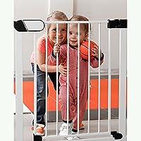 ベビーセーフティゲートの圧力マウントセキュリティゲート子供の階段の保護フェンスペットの犬のフェンス鉄道鉄分隔離の戸口の隔離の戸口(Size: A (65-72cm))