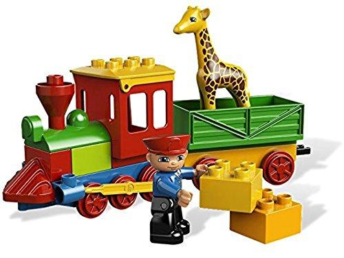 lego duplo 6144 LEGO Duplo 6144 - Il Trenino dello Zoo