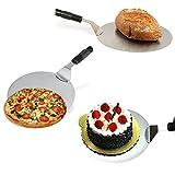 Zoom IMG-1 pala per pizza torte forno