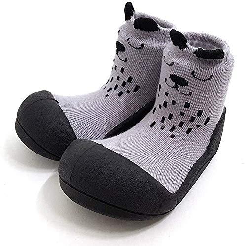 Attipas A17C, Zapatos Primeros Pasos, Gris (Cutie Gray), 20