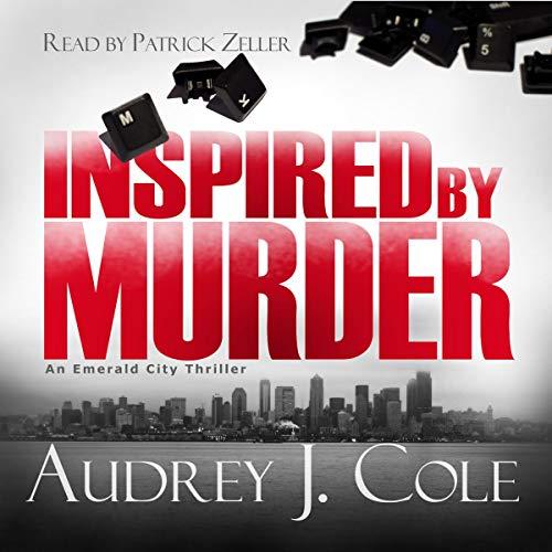 Inspired by Murder audiobook cover art