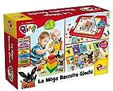 Lisciani Giochi - 76666 Gioco per Bambini Bing Mega Raccolta Giochi