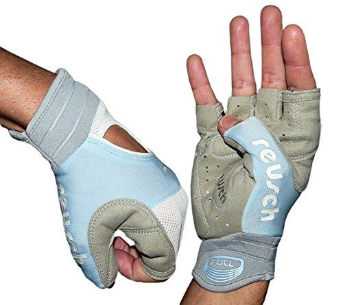 Reusch Handschuhe Nordic Walking Trail Gloves Fahrrad Sport Freizeit Unisex(6,0(XS), Blau)