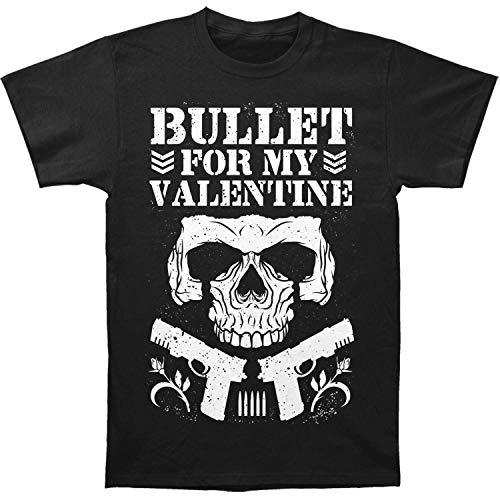Bullet For My Valentine T-Shirt Herren Club schwarz