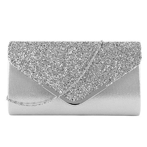 Women Clutch Purse Party Bag Envelope Bridal Wedding Handbags for Women