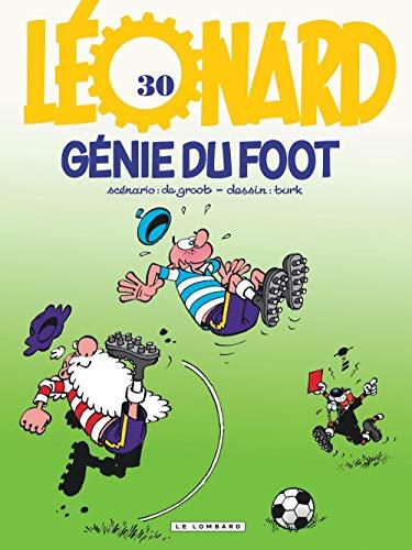 Léonard, tome 30 : Génies du foot