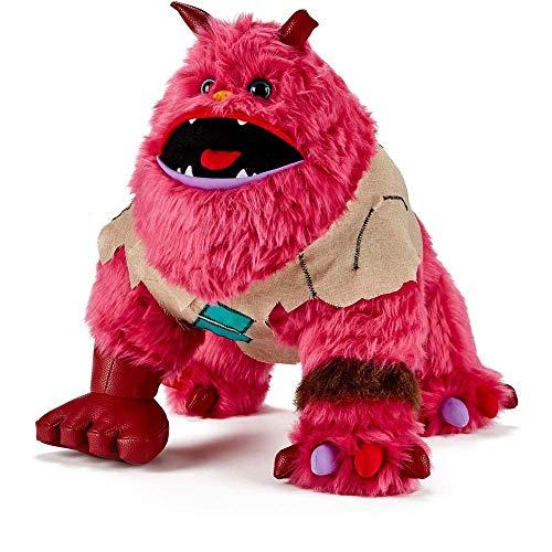 Käthe Kruse 0178320 - Monstruo de la Basura, Color Rosa