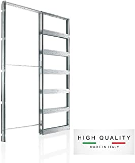 Eclisse Pocket Door Systems Galvanized Steel Frame Kit (2x4 Wall) (28