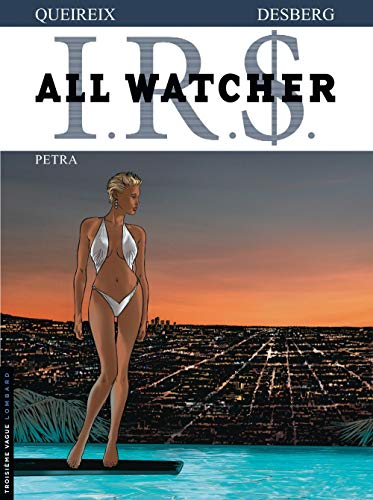 All Watcher - tome 3 - Petra