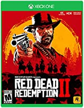 Red Dead Redemption 2 Xbox One by Rockstar