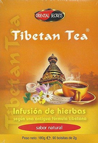 Té tibetano 90 bolsitas